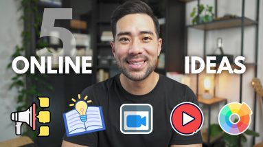 5 Online Business Ideas To Start In 2021 (Low Startup Costs)