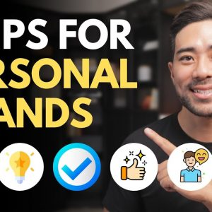 5 Practical Tips To Building Your Personal Brand on YouTube